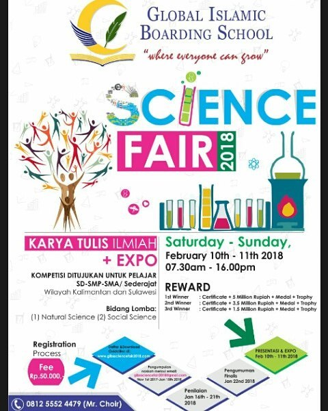 GIBS Science Fair 2018